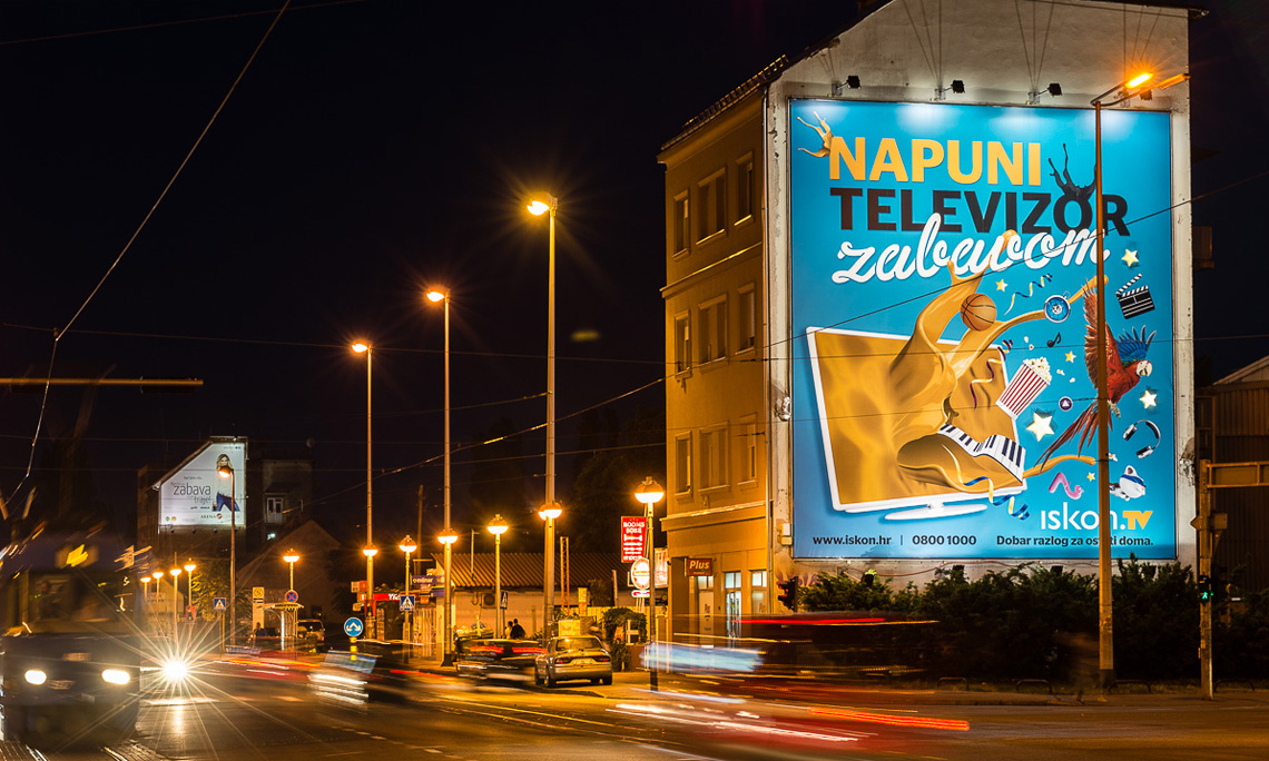 LAB360_ISKON_Campaign_Napuni-televizor-zabavom_Megaboard